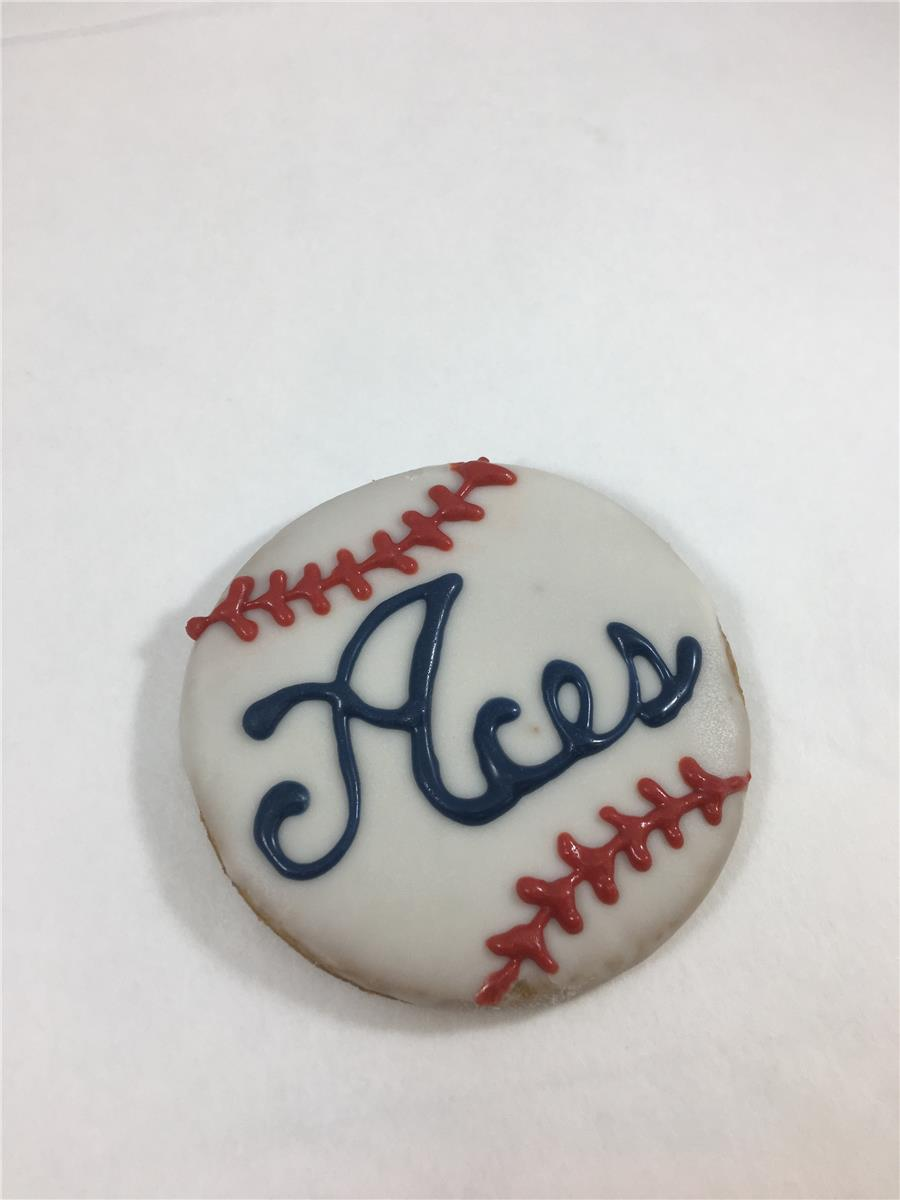 Team Baseballs - Tray of 12