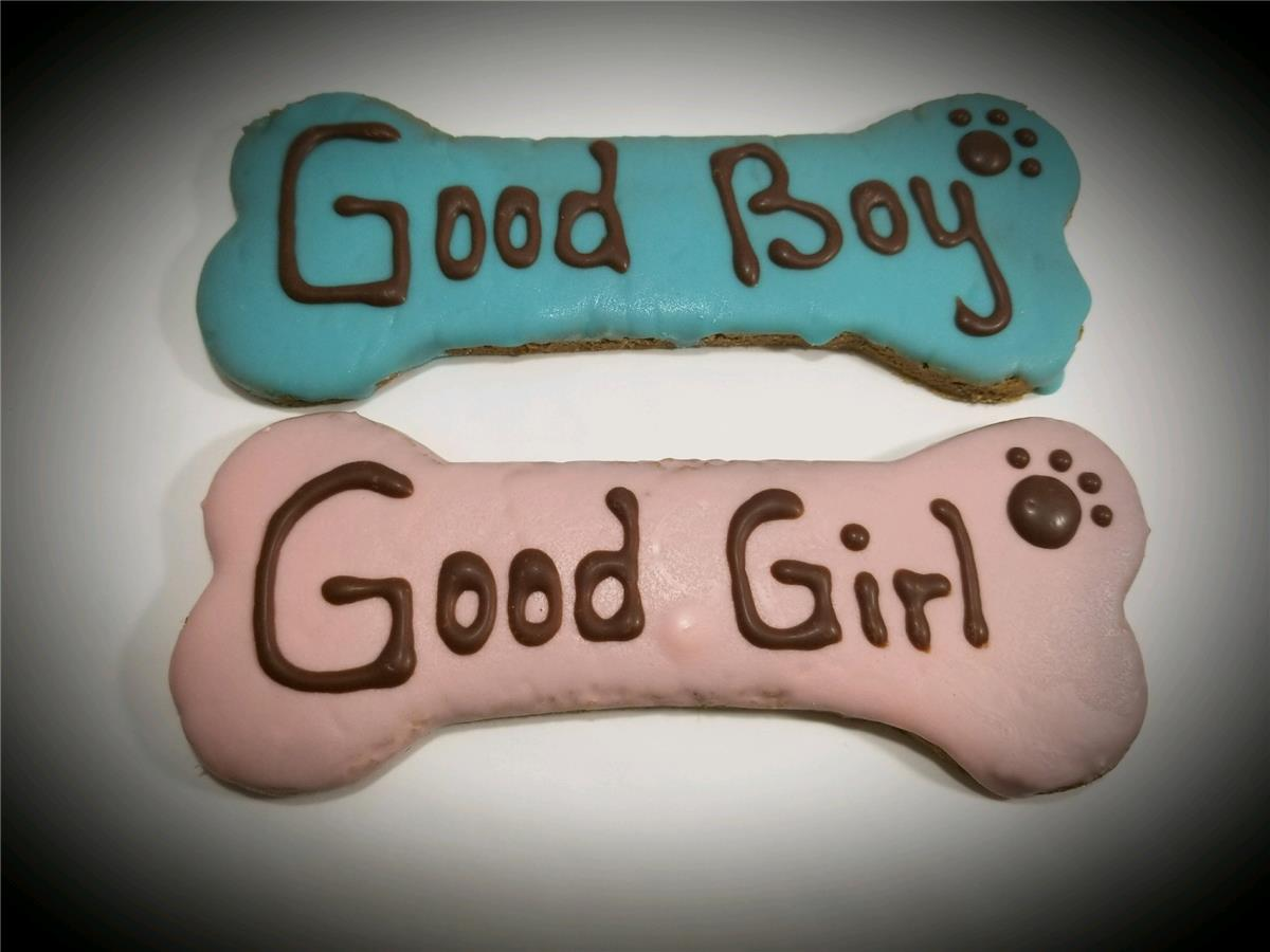 Good Boy / Good Girl Bones - Package of 10