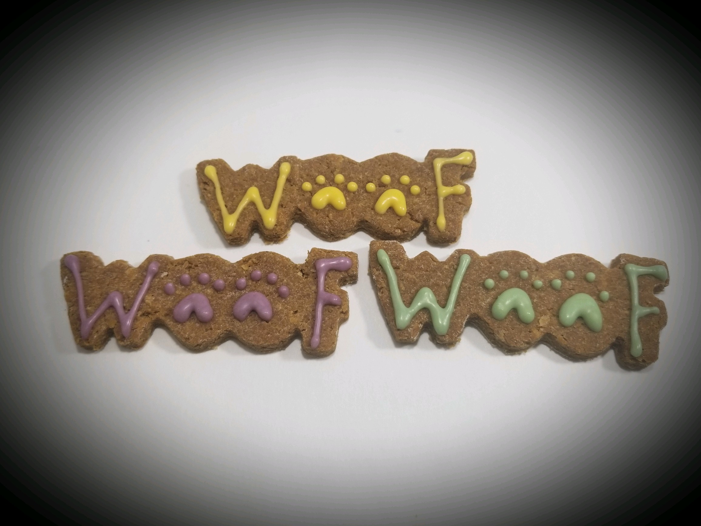 Woof Bites - Tray of 24