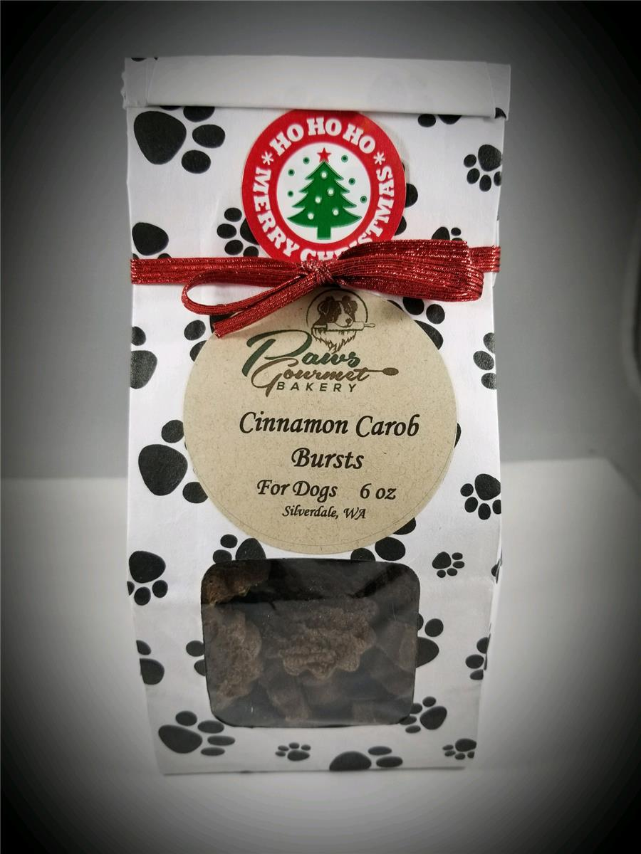 Sampler Gift Bag - Cinnamon Carob Bursts