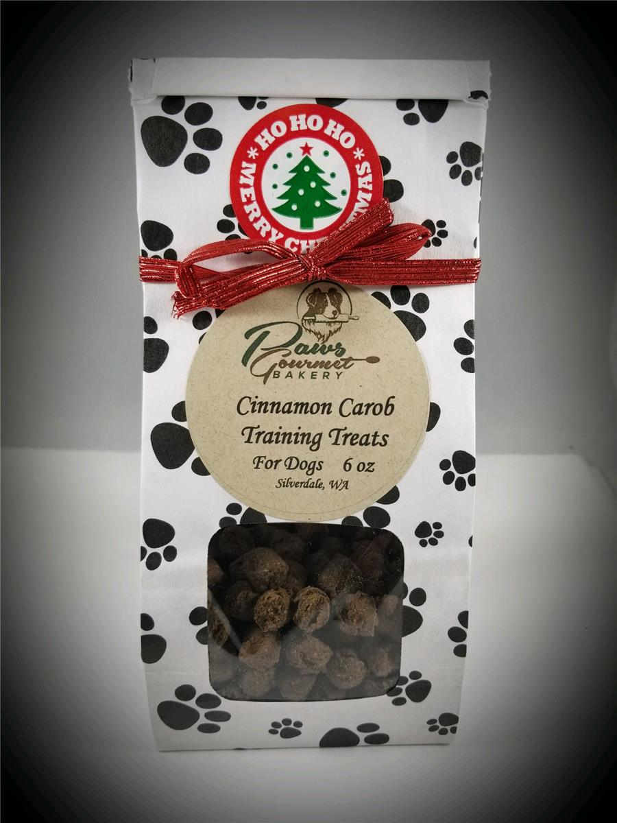 Sampler Gift Bag - Cinnamon Carob Training Treats