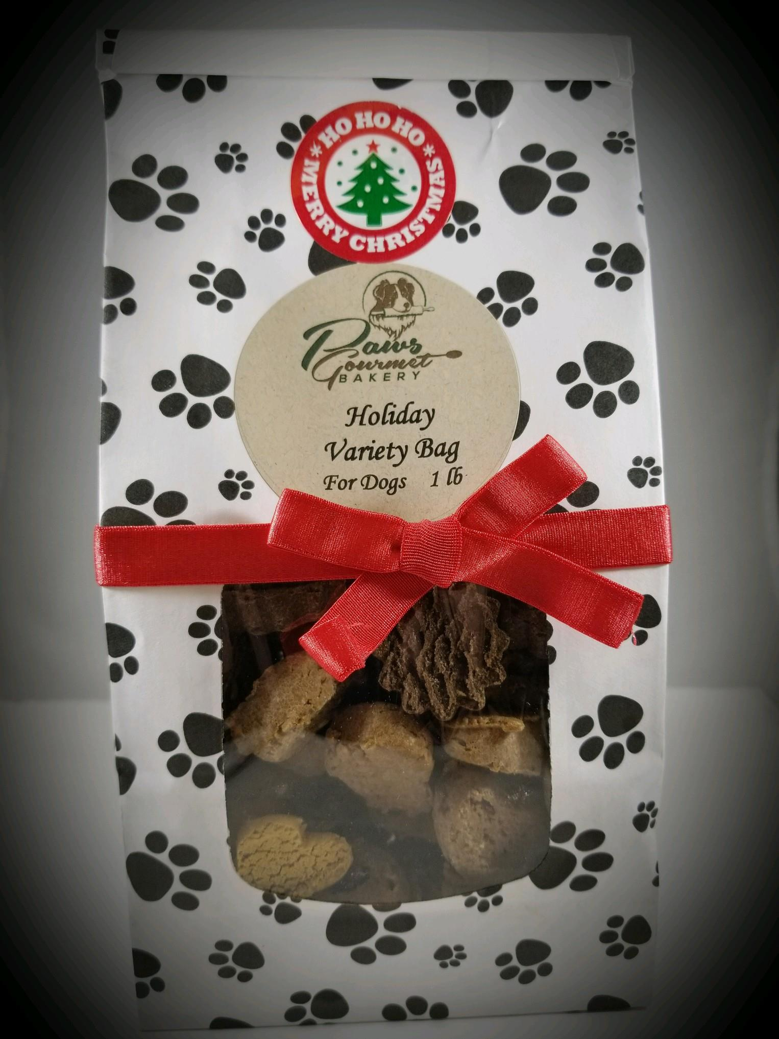 Sampler Gift Bag - Holiday Variety
