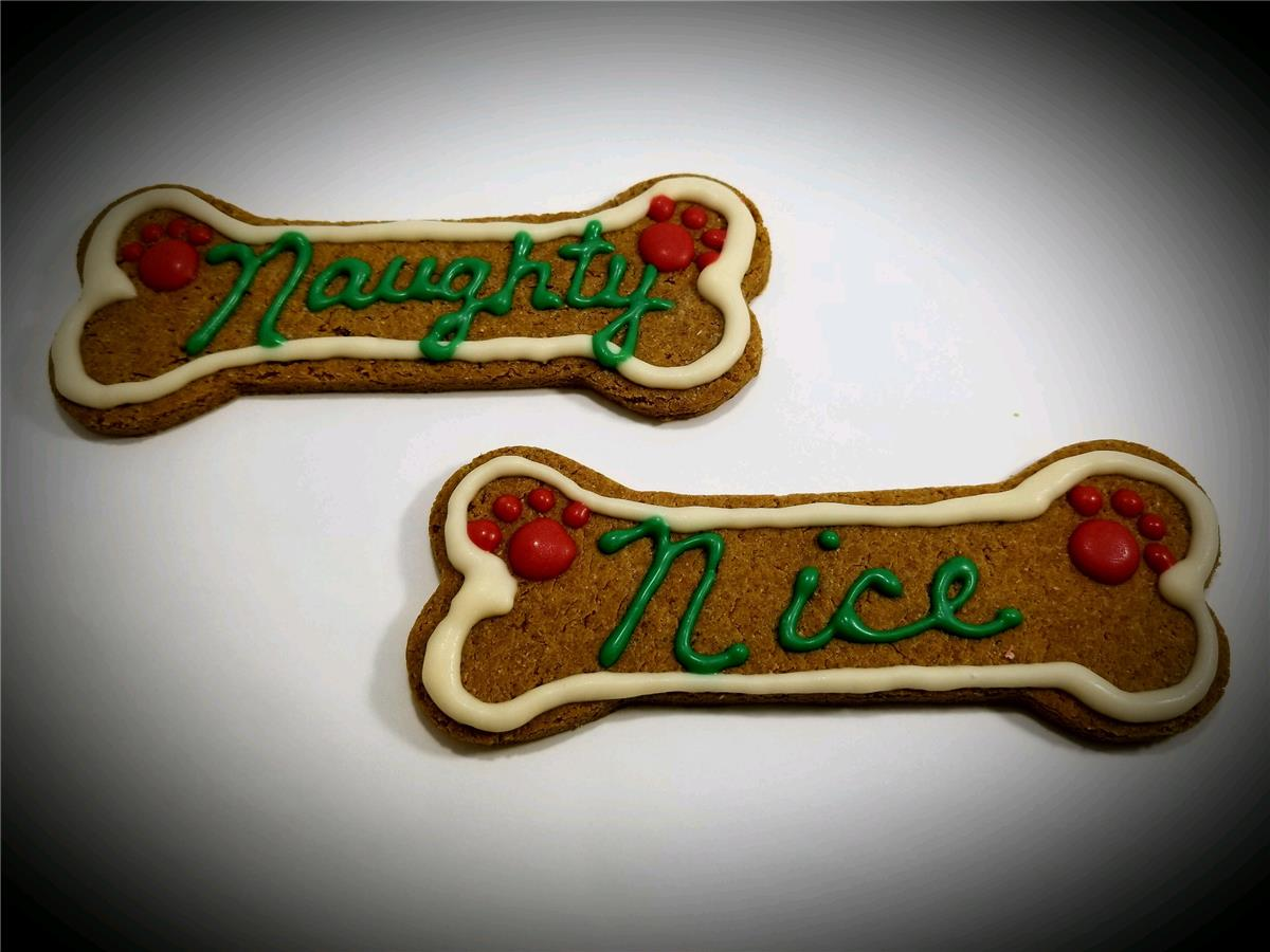 Naughty / Nice Bones - Tray of 10