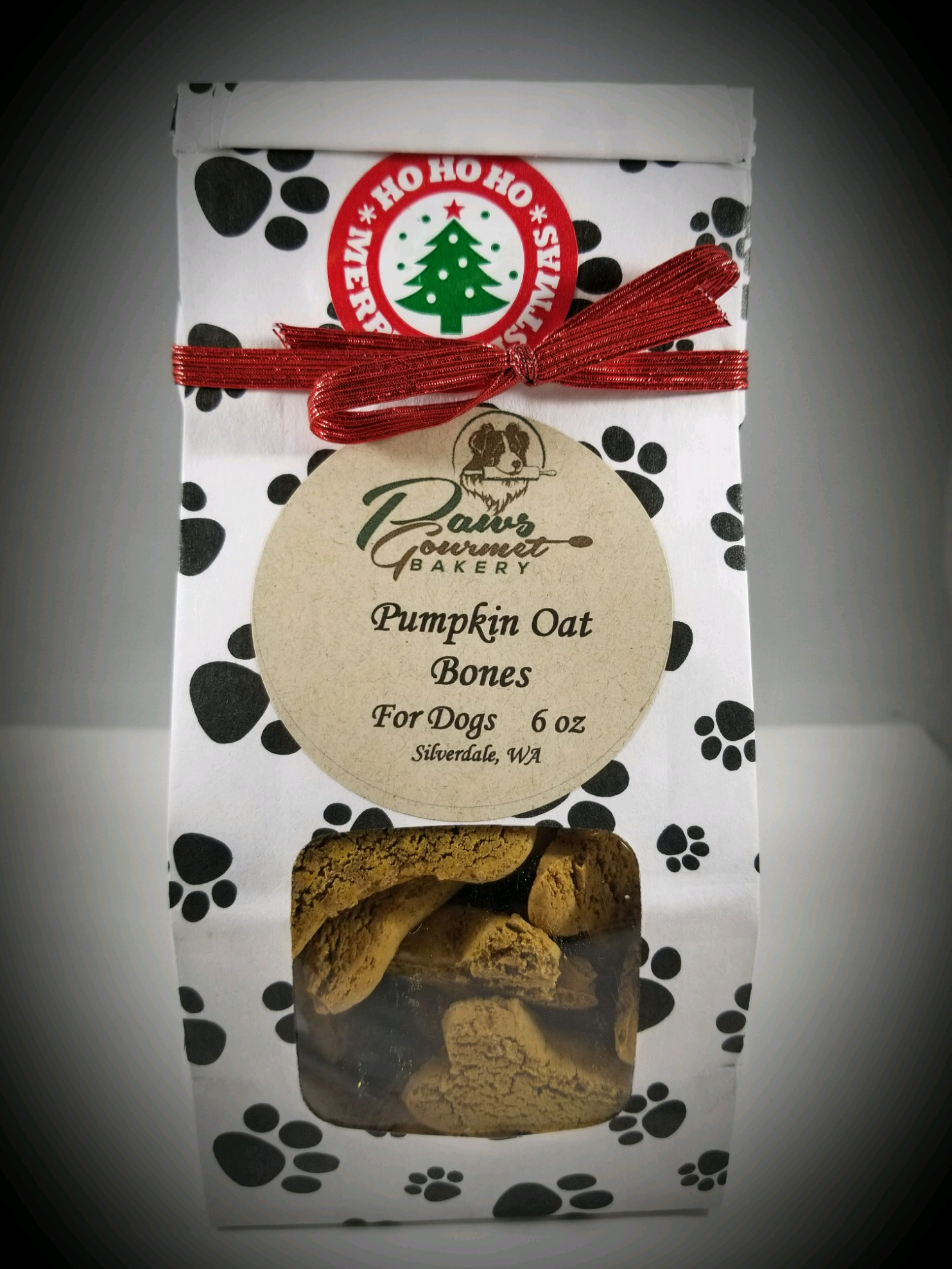 Sampler Gift Bag - Pumpkin Oat Bones