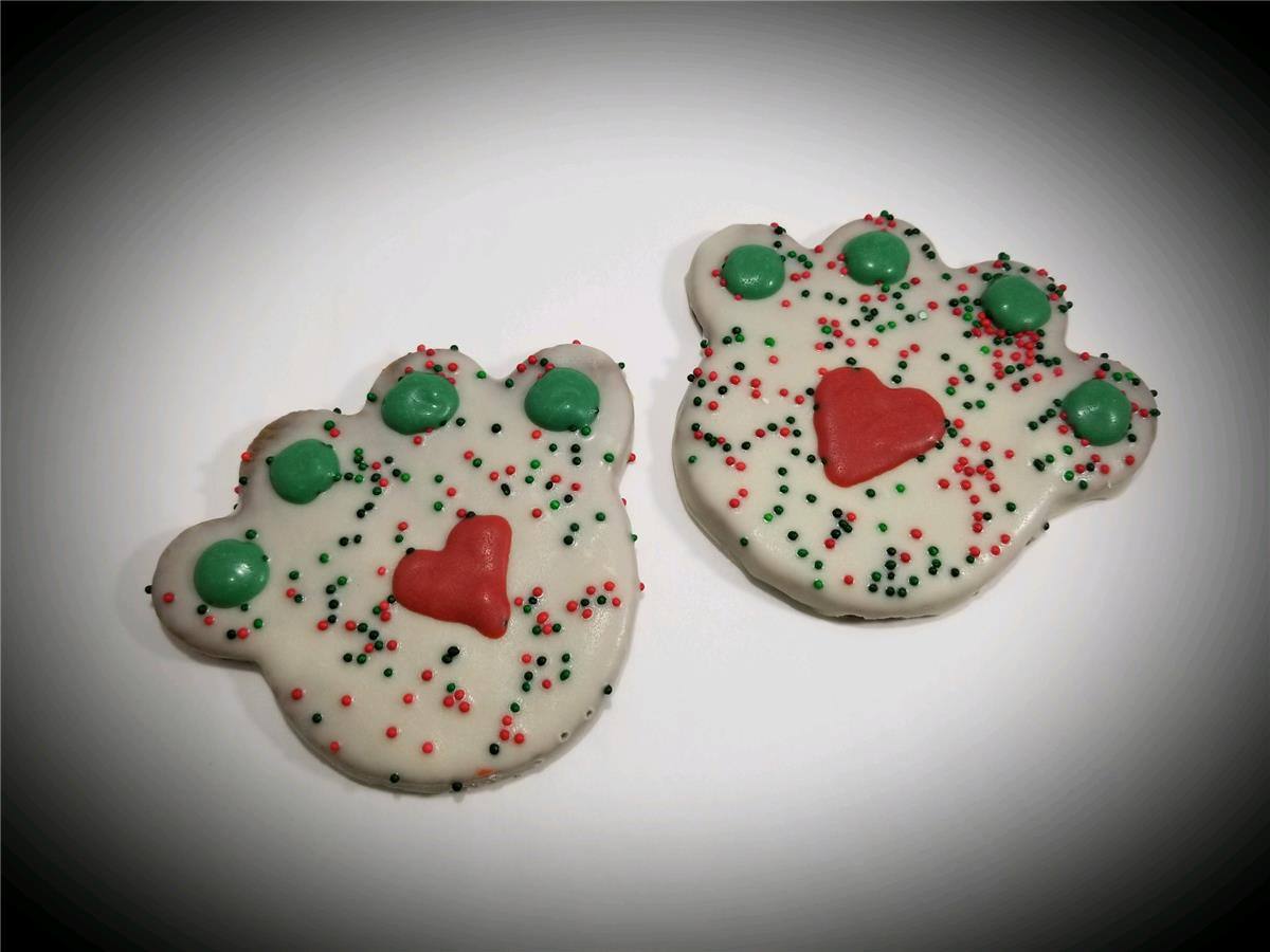 Santa Paws - Tray of 12