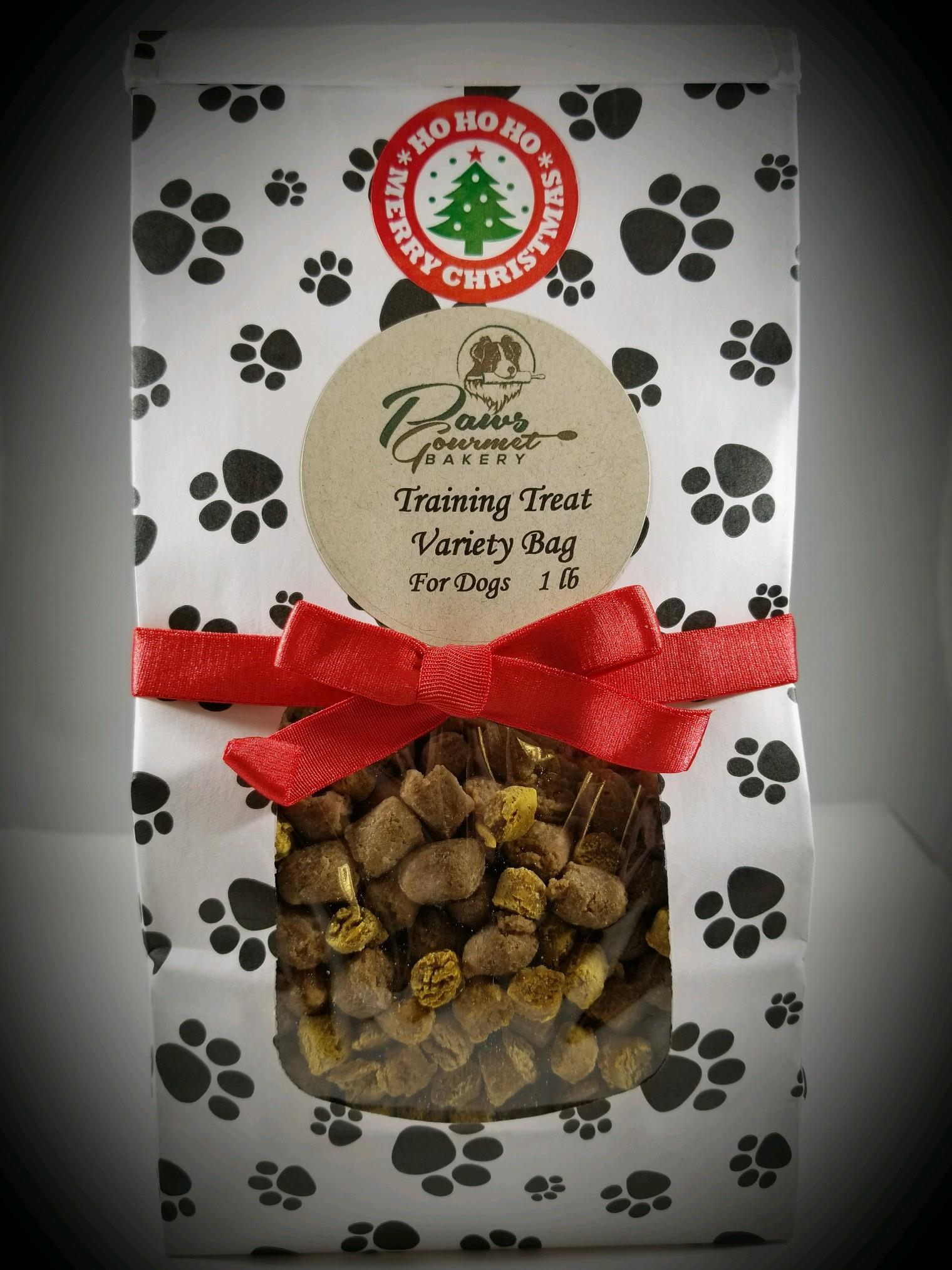 Sampler Gift Bag - Training Treat Variety