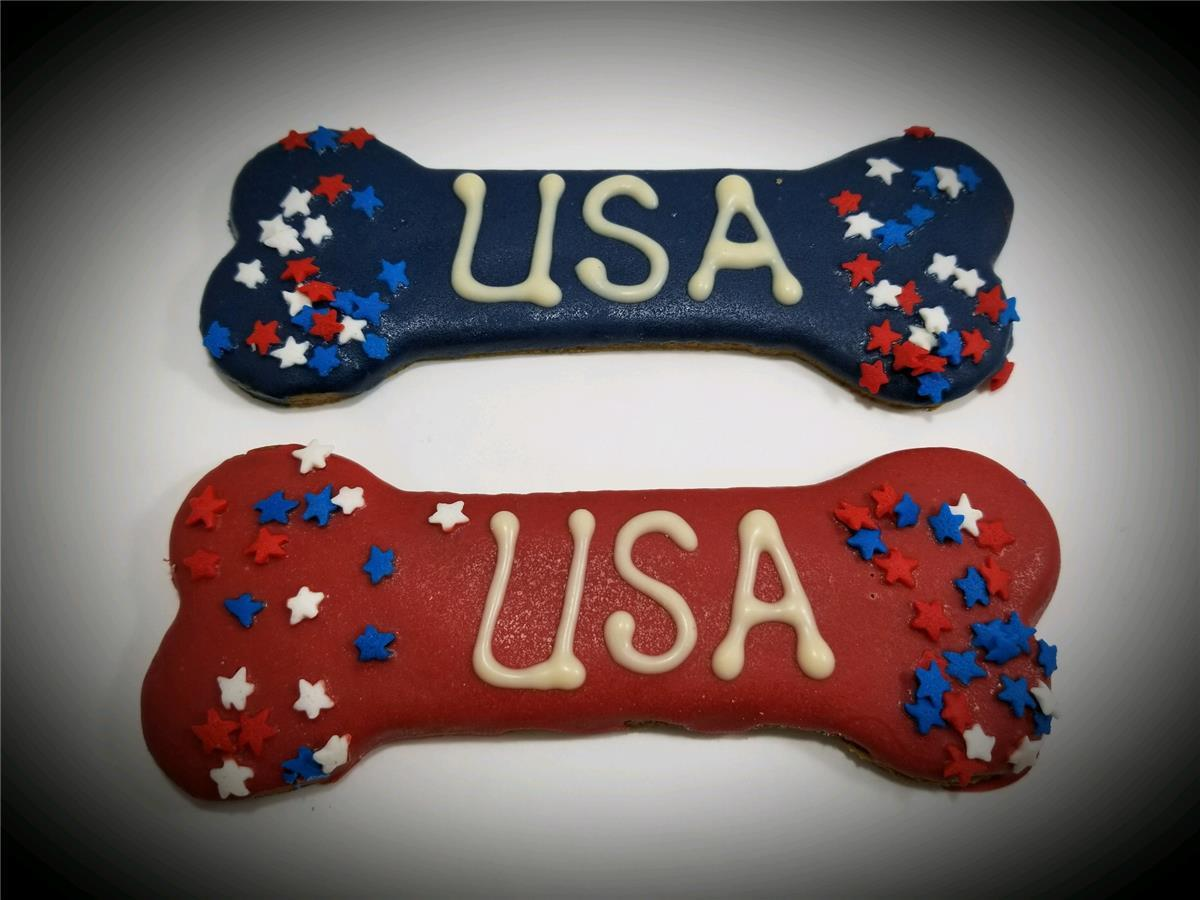 USA Bones - Tray of 10