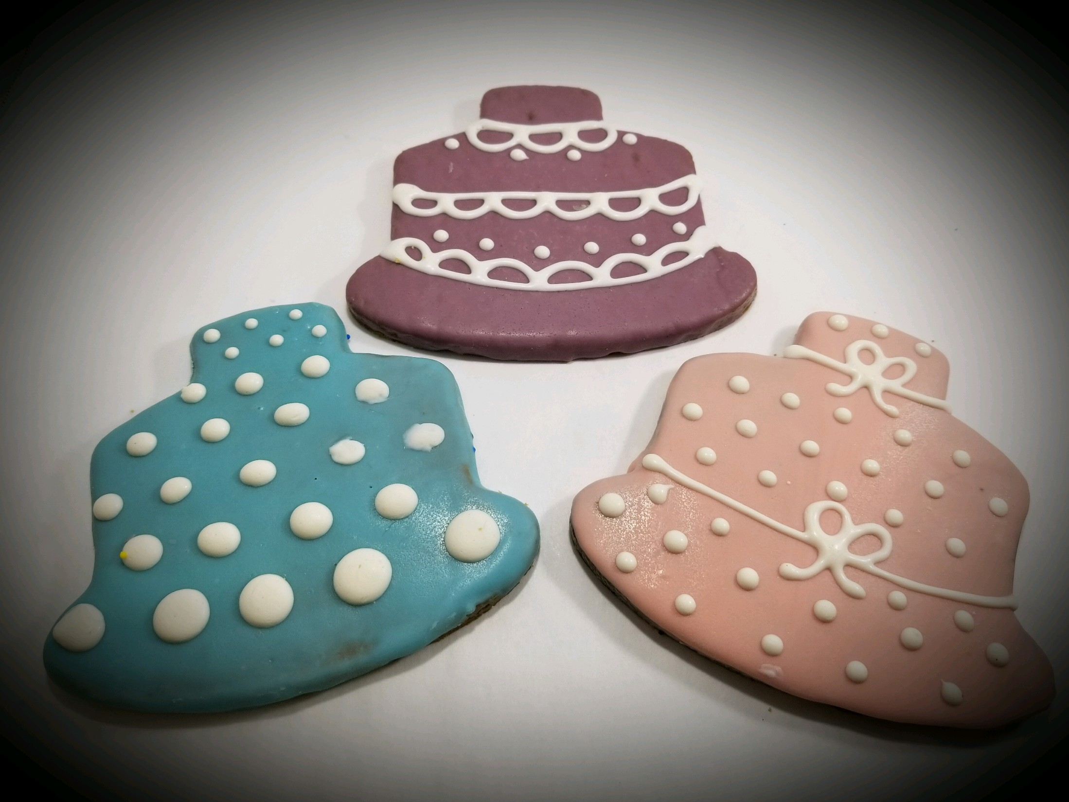 Party Cakes - Tray of 9