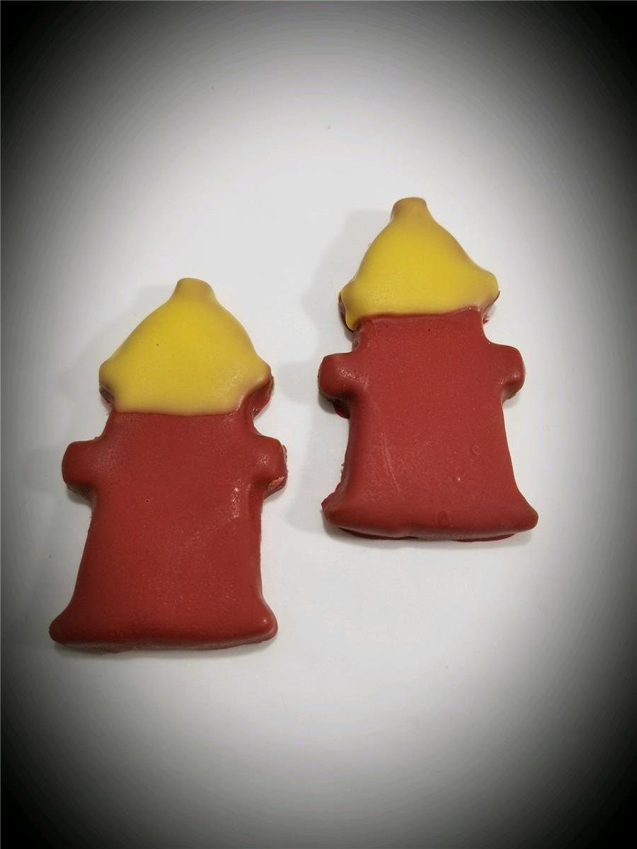 Fire Hydrants - Tray of 18